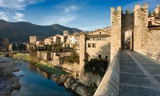 La Catalogne romane