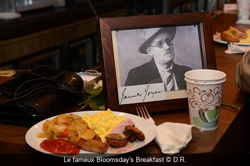 Le fameux Bloomsday's Breakfast D.R.