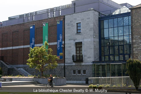 La bibliothèque Chester Beatty W. Murphy