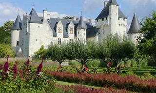 Les jardins de Touraine, un art royal