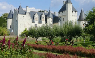 Escapade en France : Les jardins de Touraine, un art royal