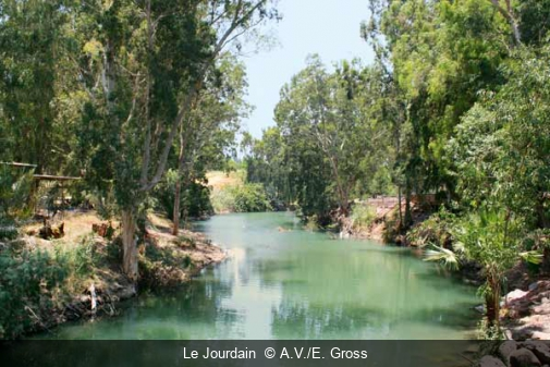 Le Jourdain  A.V./E. Gross