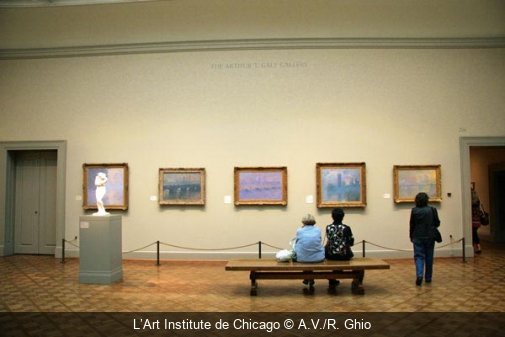L'Art Institute de Chicago A.V./R. Ghio