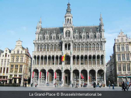 La Grand-Place BrusselsInternational.be