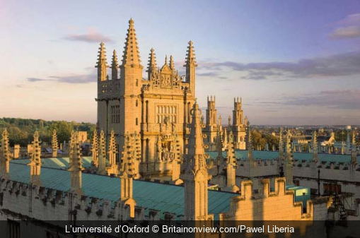 L'université d'Oxford Britainonview.com/Pawel Liberia