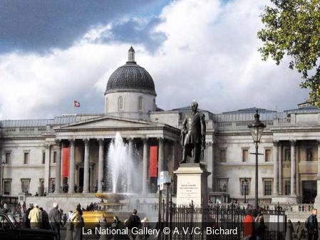 La National Gallery A.V./C. Bichard