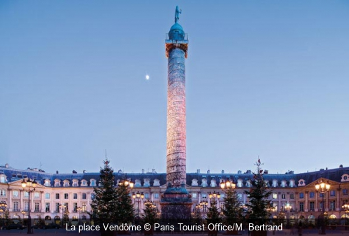 La place Vendôme Paris Tourist Office/M. Bertrand