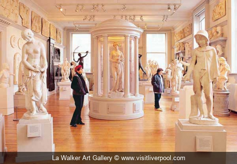 La Walker Art Gallery www.visitliverpool.com