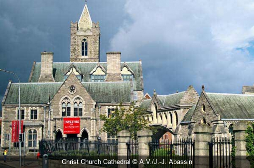 Christ Church Cathedral A.V./J.-J. Abassin