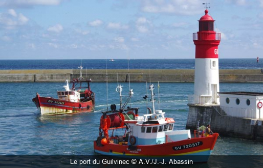 Le port du Guilvinec