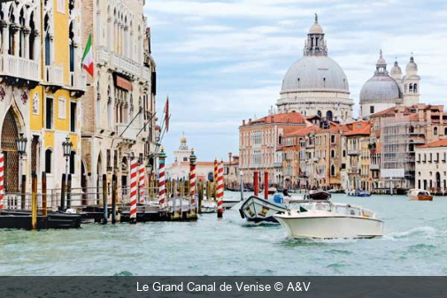 Le Grand Canal A&V