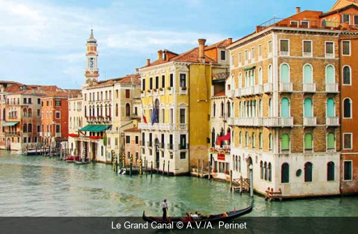 Le Grand Canal A.V./A. Perinet