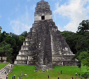 Partez à la rencontre des Mayas