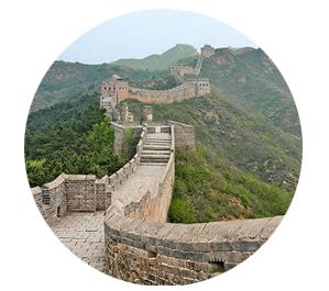 datant de la culture de la Chine