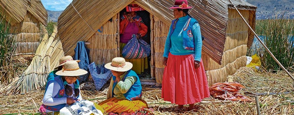 Découvrez le Pérou, un monde fabuleux qui s'offre à vous !